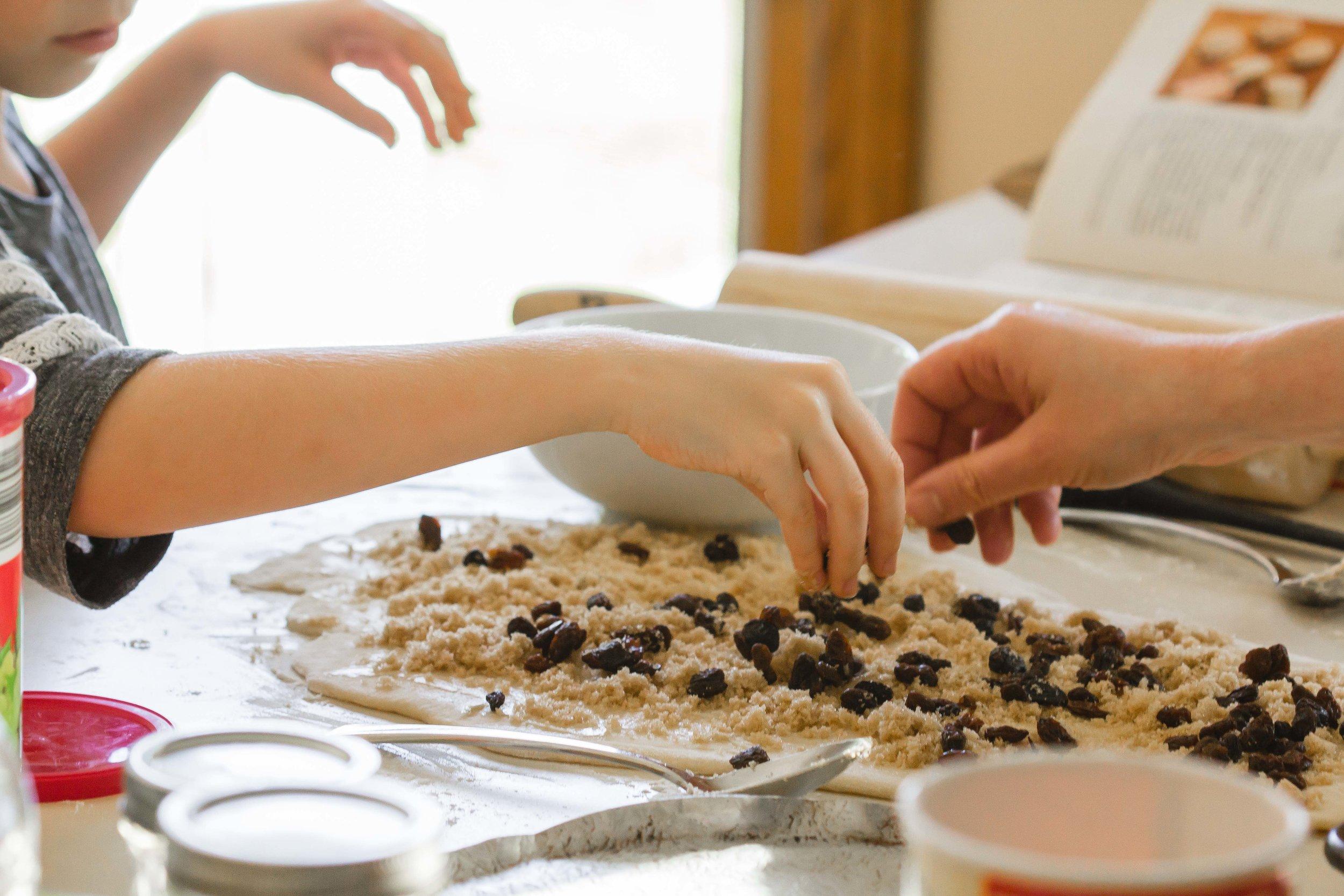Swedish Tea Ring - Girls' Baking Day | Sarah J. Hauser-4.jpg