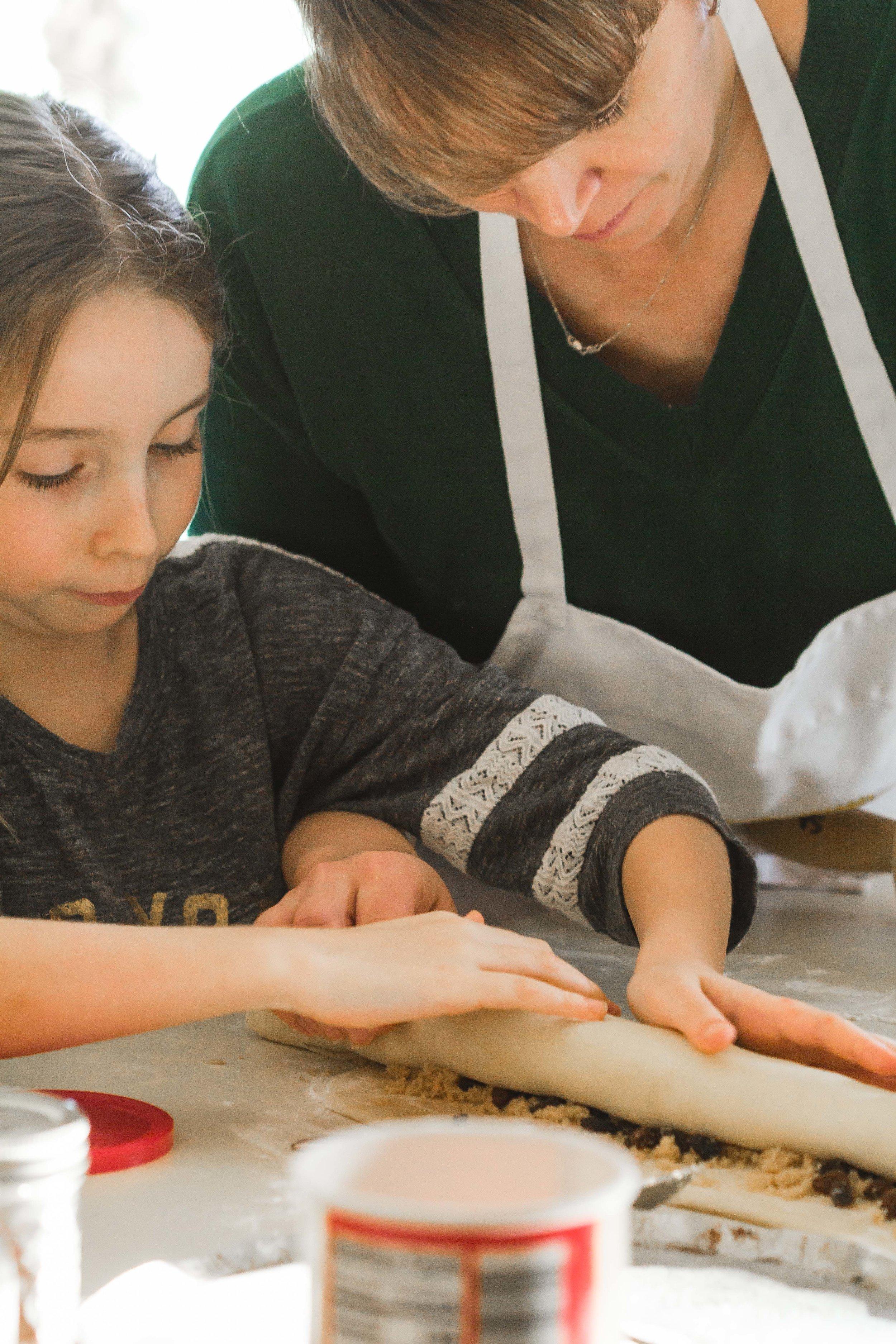 Swedish Tea Ring - Girls' Baking Day | Sarah J. Hauser-6.jpg