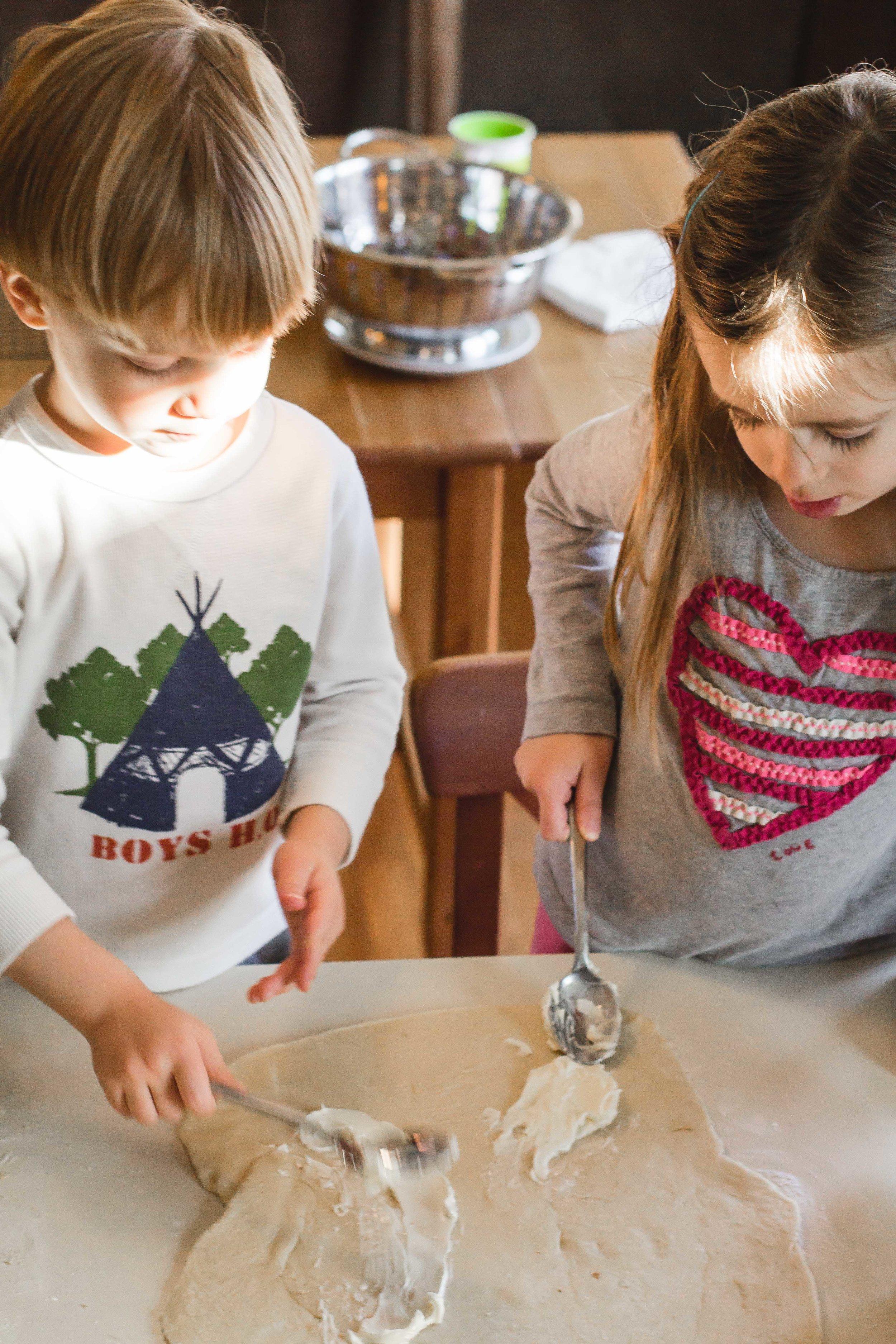 Swedish Tea Ring - Girls' Baking Day | Sarah J. Hauser-15.jpg