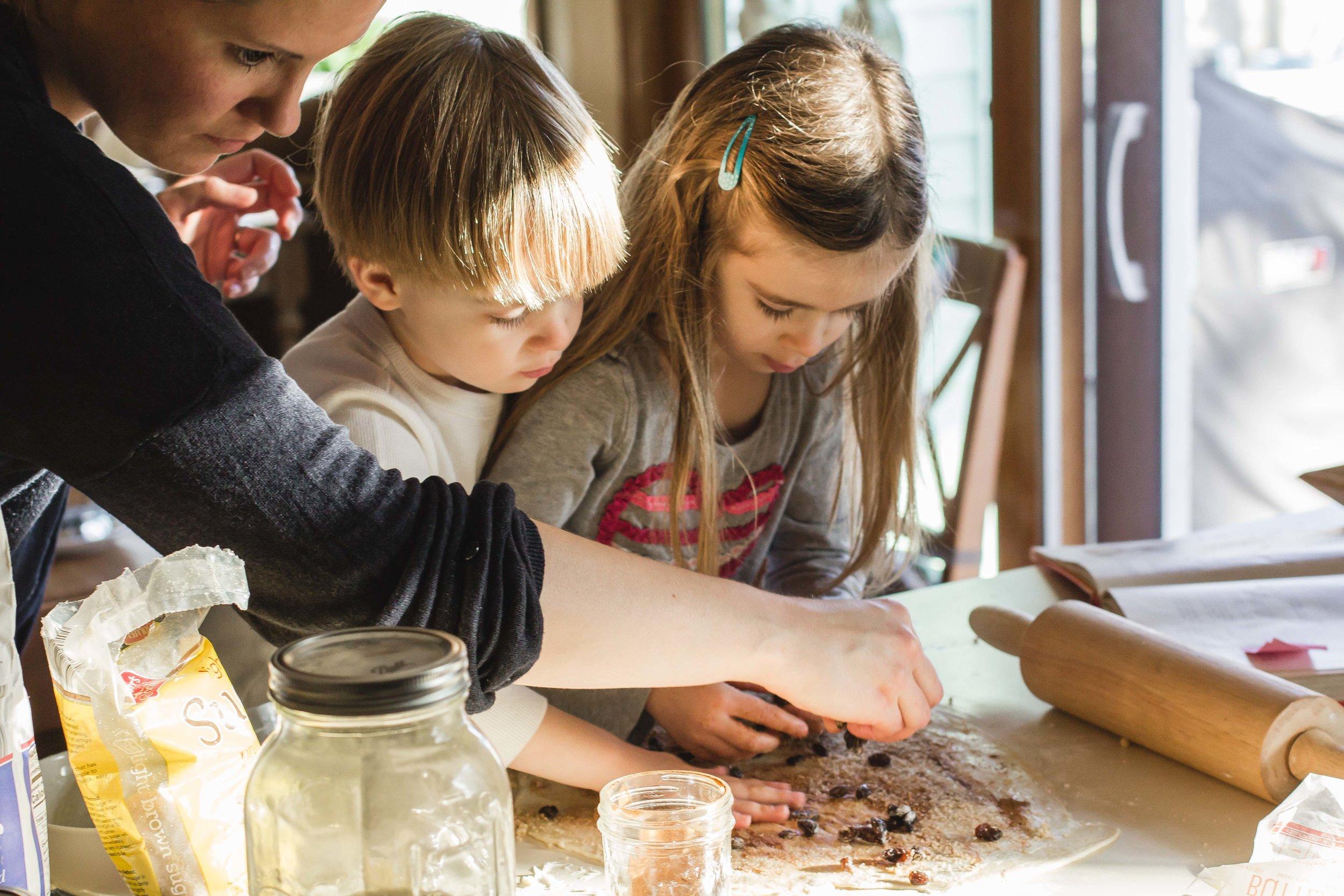 Swedish Tea Ring - Girls' Baking Day | Sarah J. Hauser-21.jpg