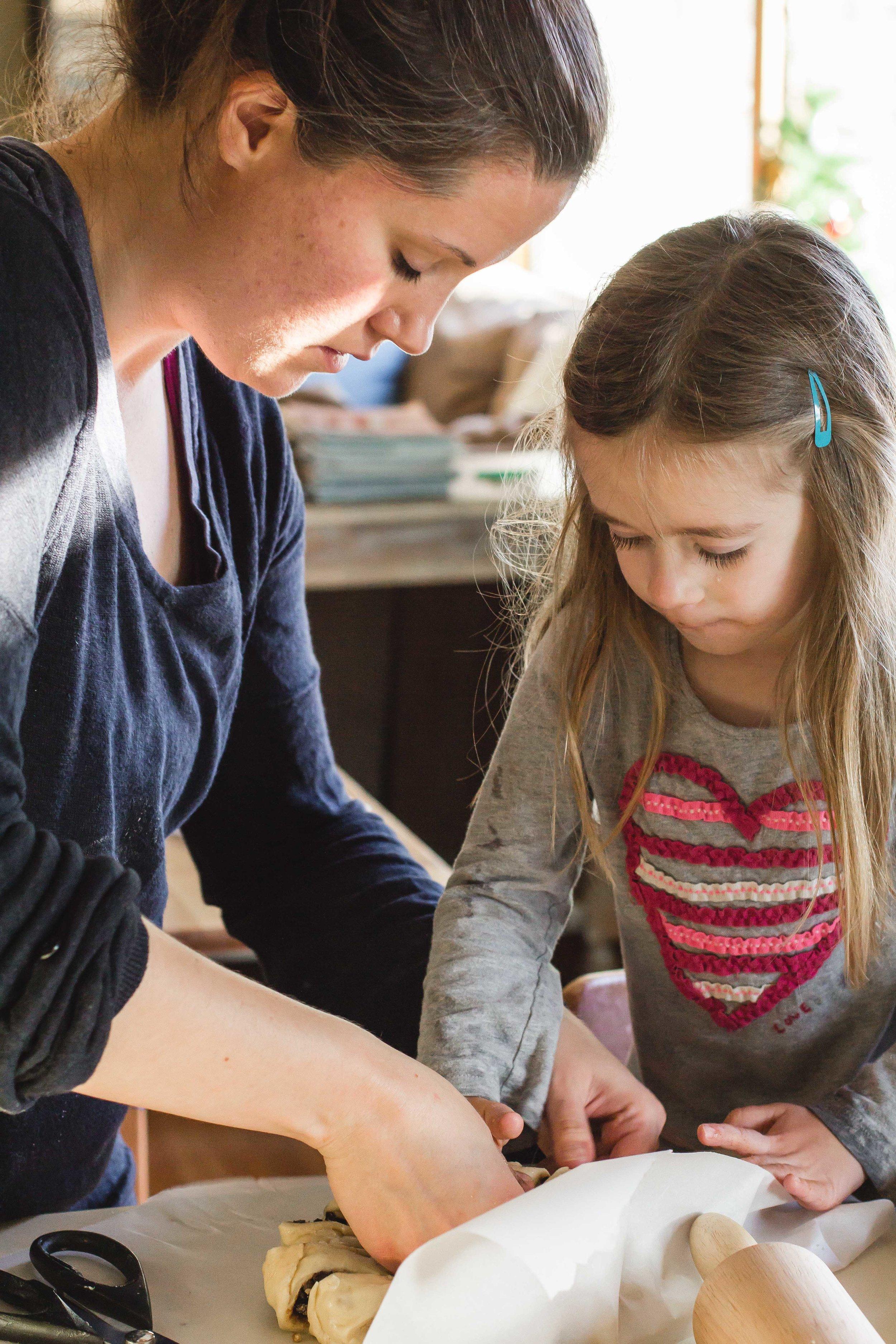 Swedish Tea Ring - Girls' Baking Day | Sarah J. Hauser-23.jpg