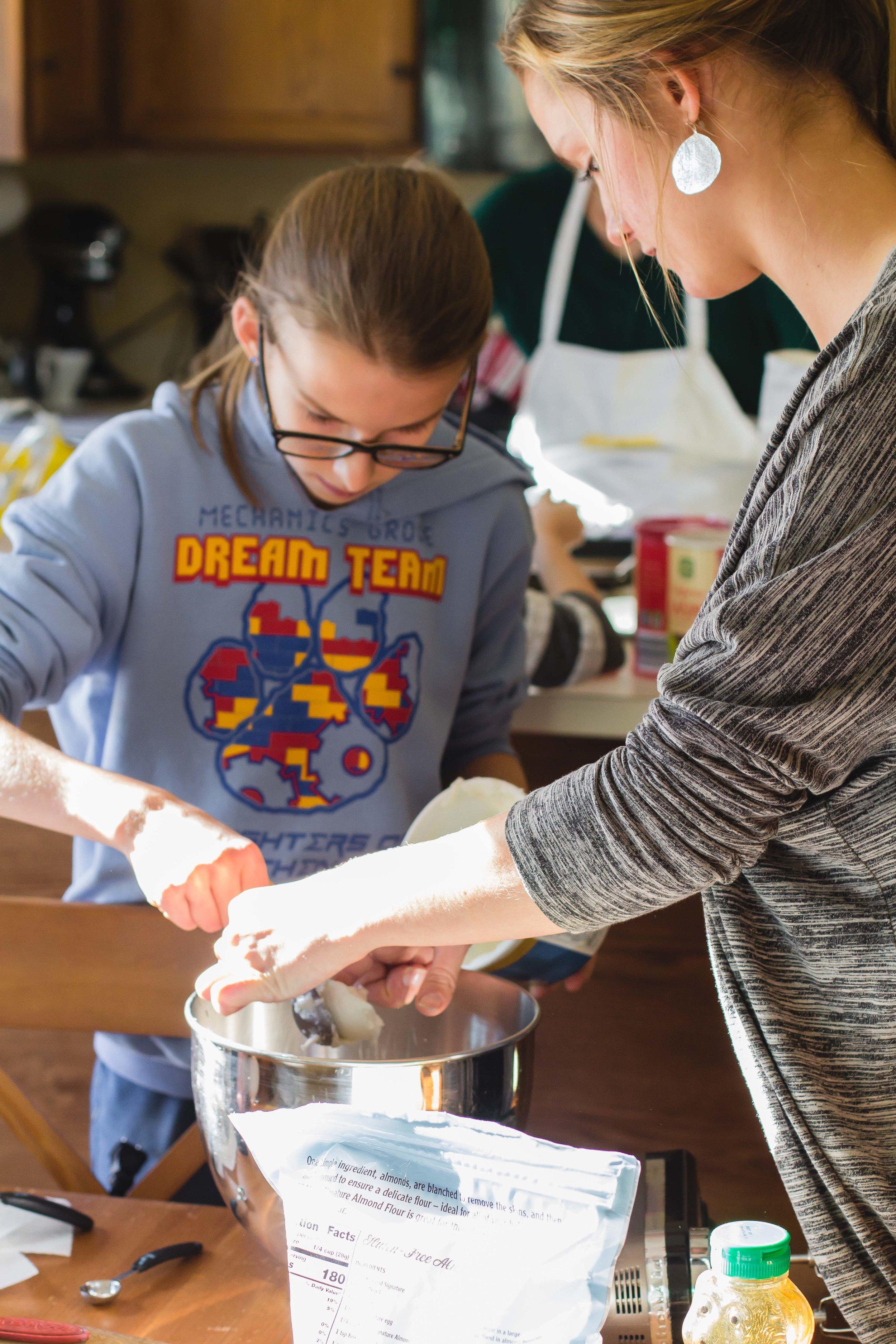 Swedish Tea Ring - Girls' Baking Day | Sarah J. Hauser.jpg