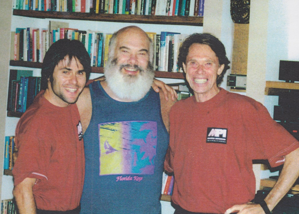 Dr. Andrew Weil and Jim and Phil Wharton