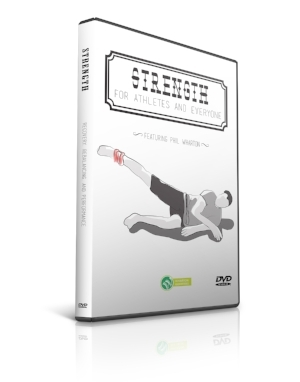 Whartons Strength DVD