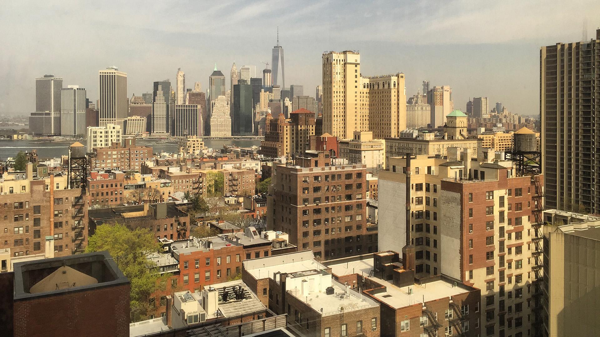 Brooklyn, NY, 2016