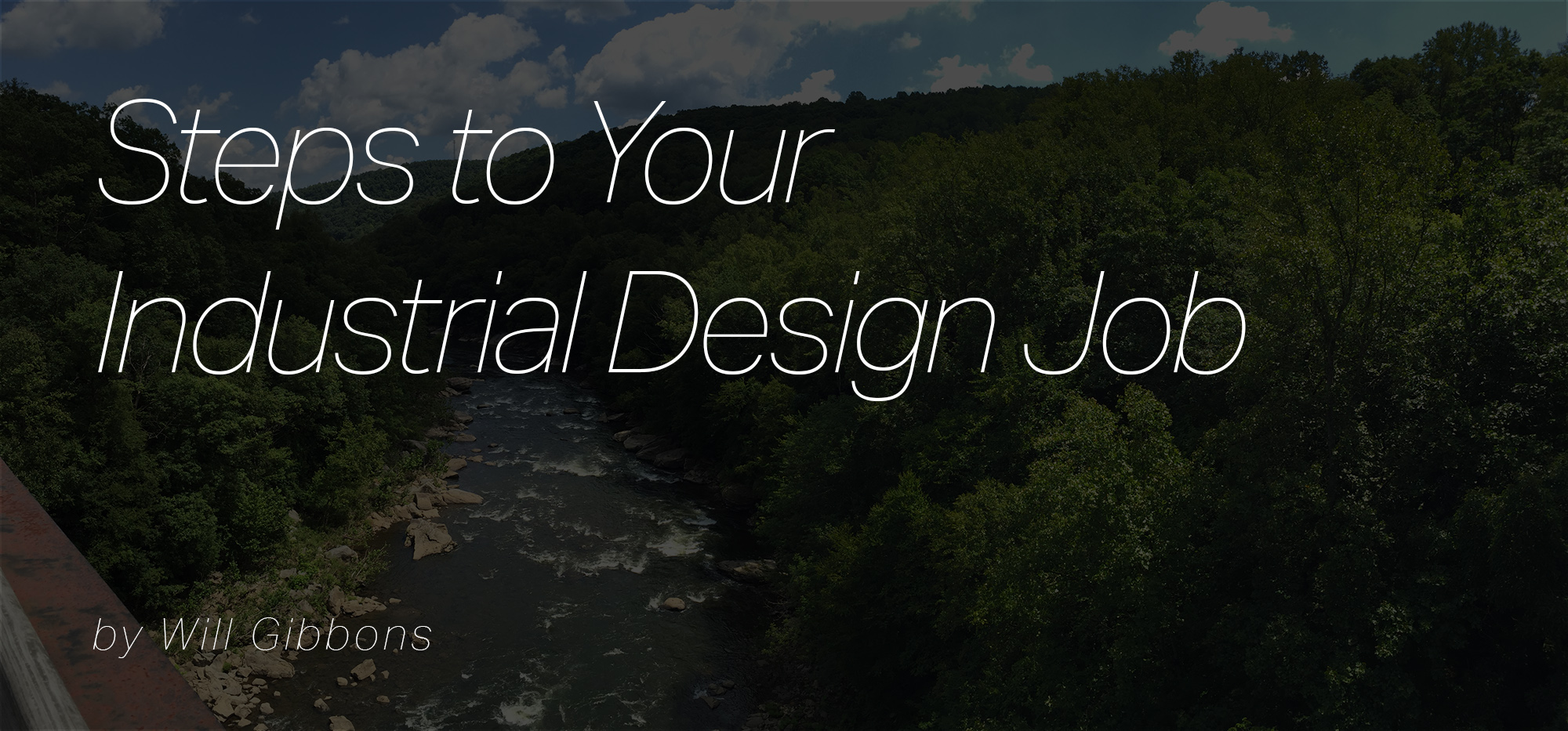 industrial design job will gibbons design