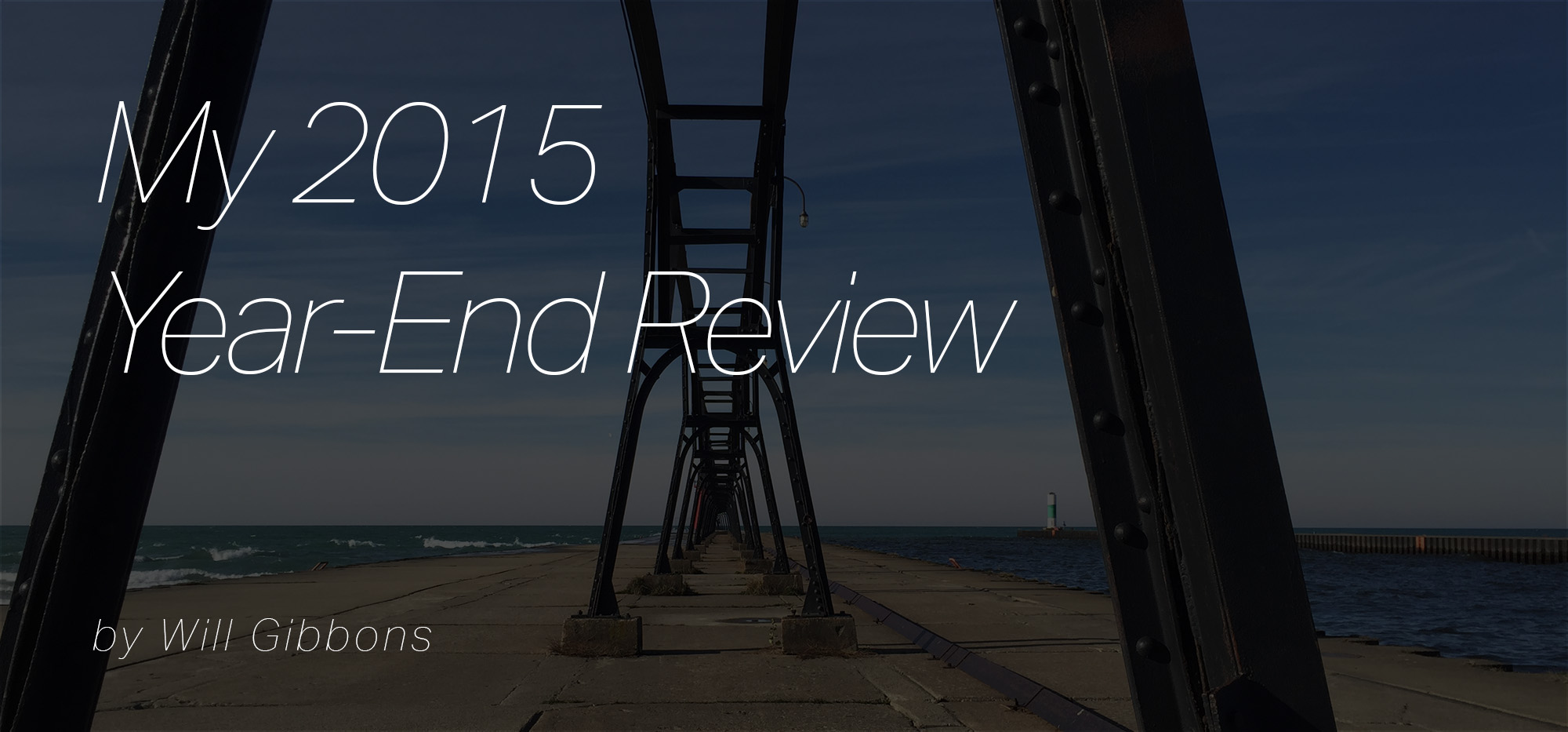 year end review will gibbons design