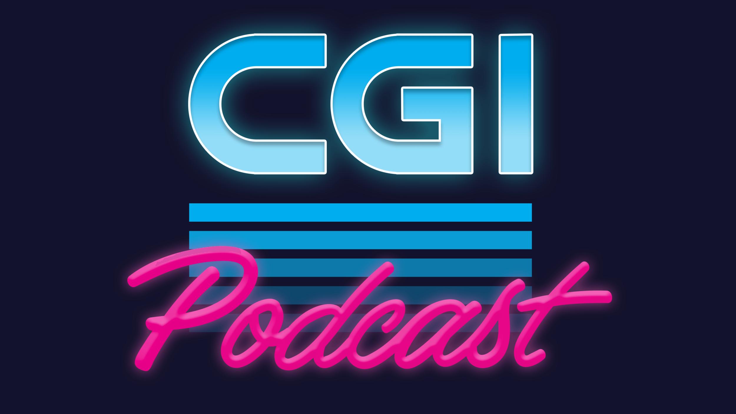 CGI Podcast Launch