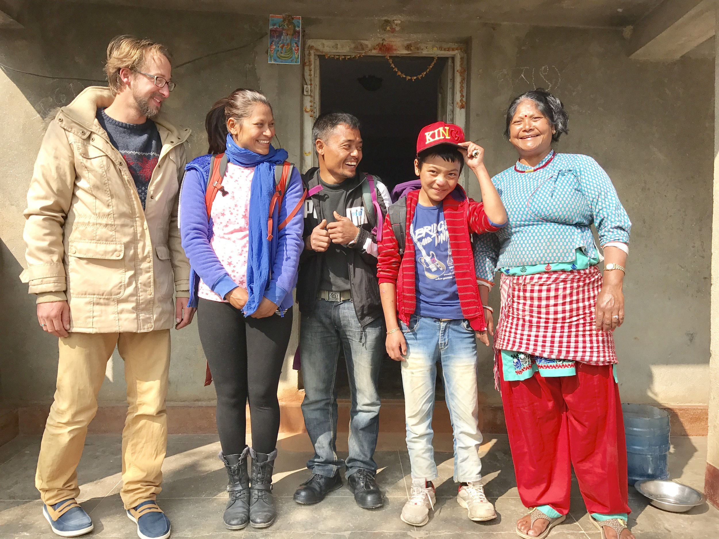 All dealing exited Malaki recovered so greatly after a week in Kathmandu.
