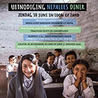 Uitnodiging Nepalees Diner 2019 op zondag 30 juni te Loon op Zand 🙏
