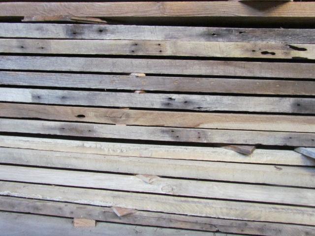 White Oak Barn Lumber
