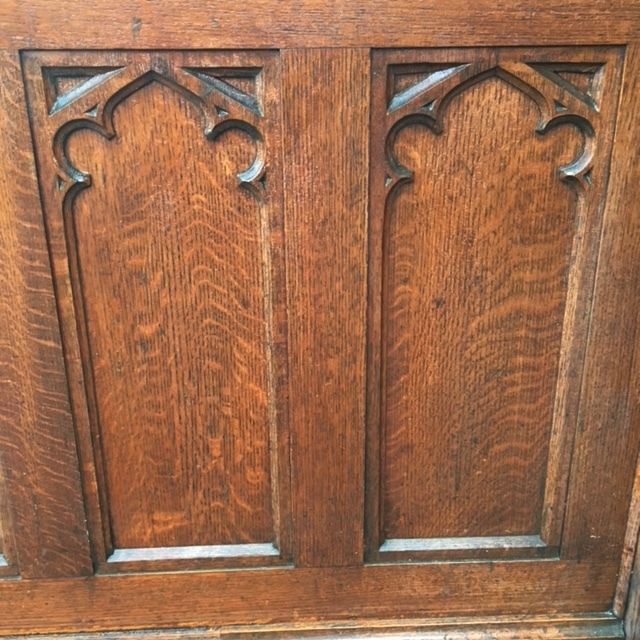 Church Pew Divider