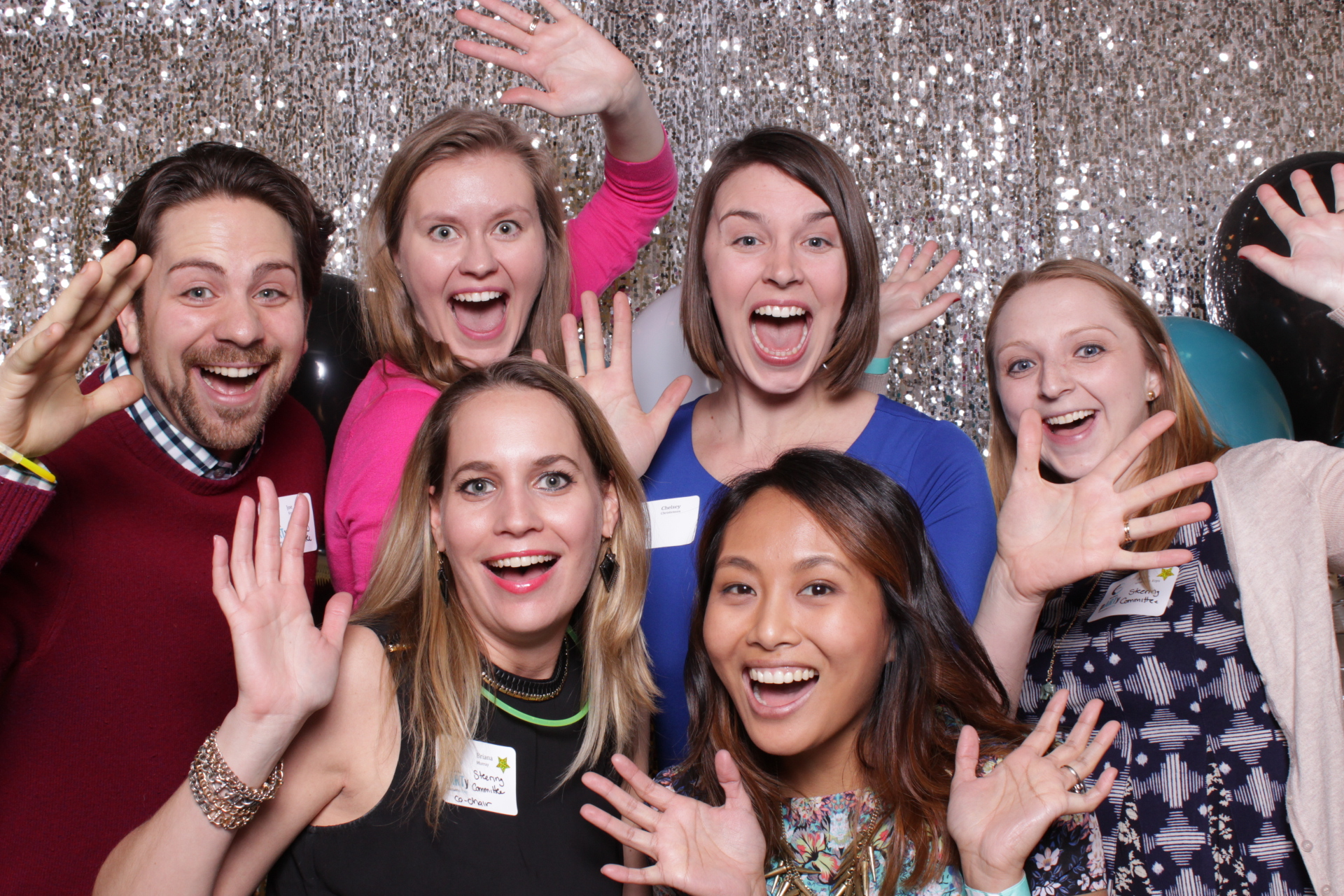 2ND ANNUAL EALDC PARTY | HOT PINK PHOTO BOOTH