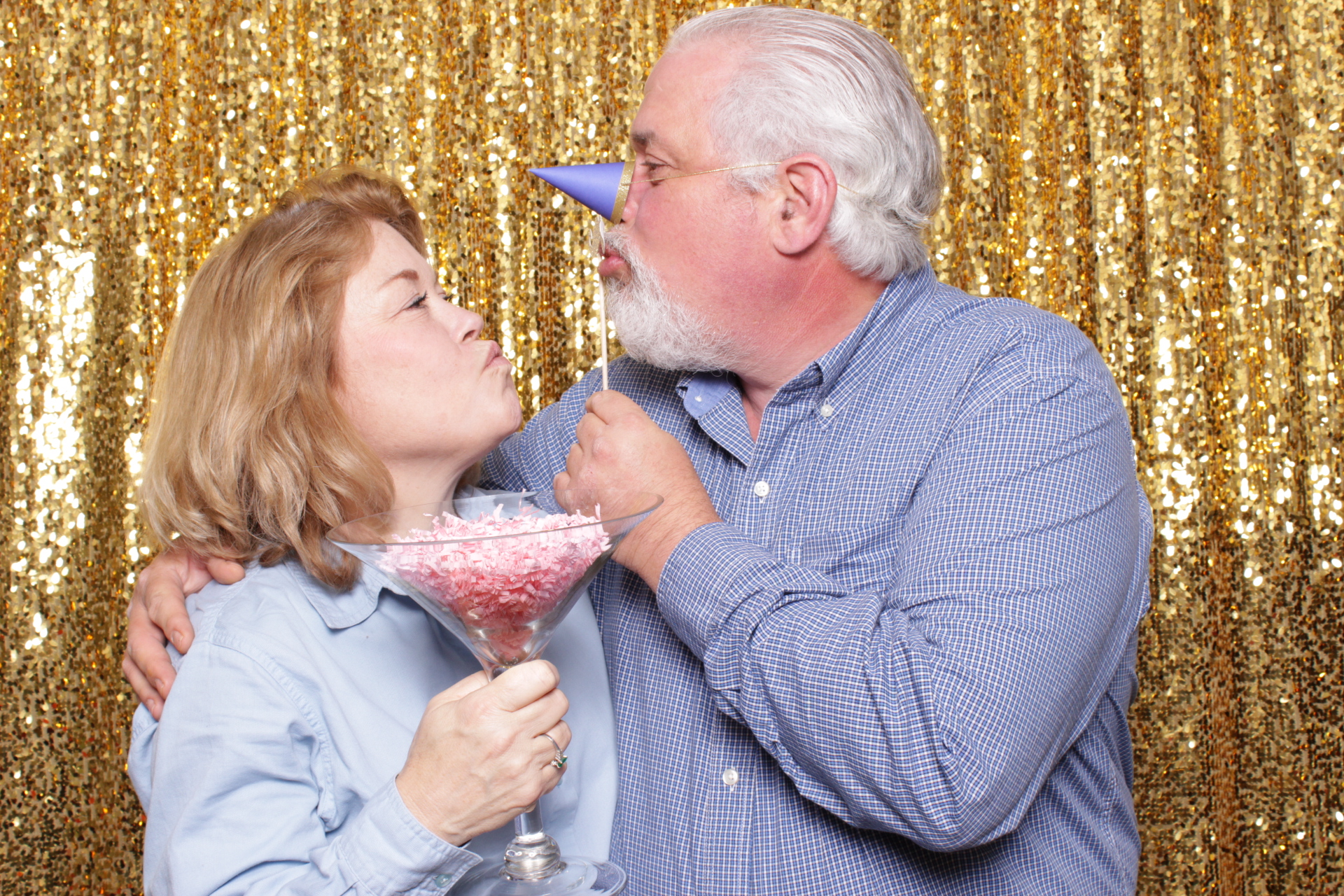 HOT GOLD SEQUINS BACKDROP   HOT PINK PHOTO BOOTH   DC PHOTO BOOTH RENTAL