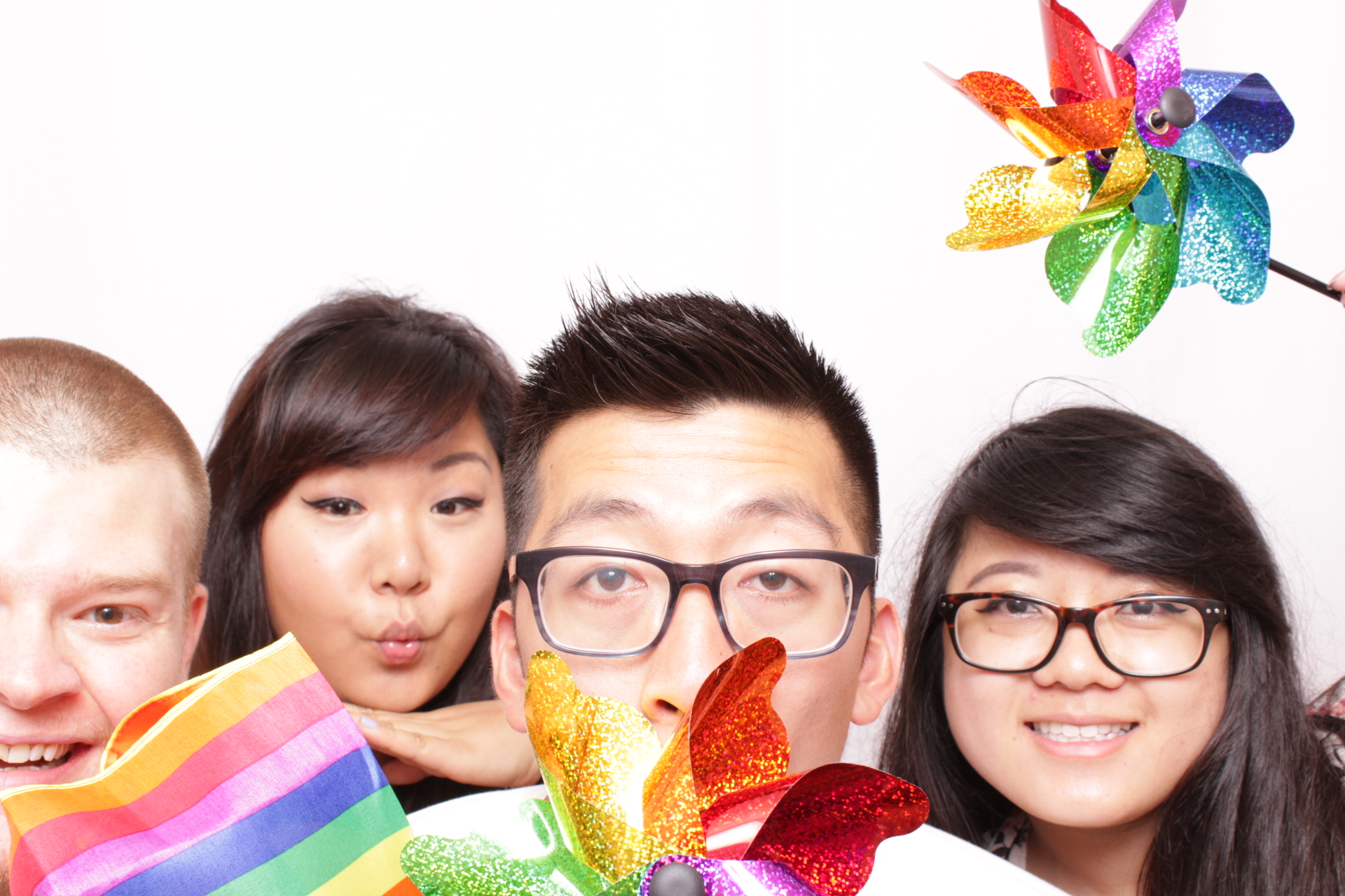DC PRIDE | HOT PINK PHOTO BOOTH