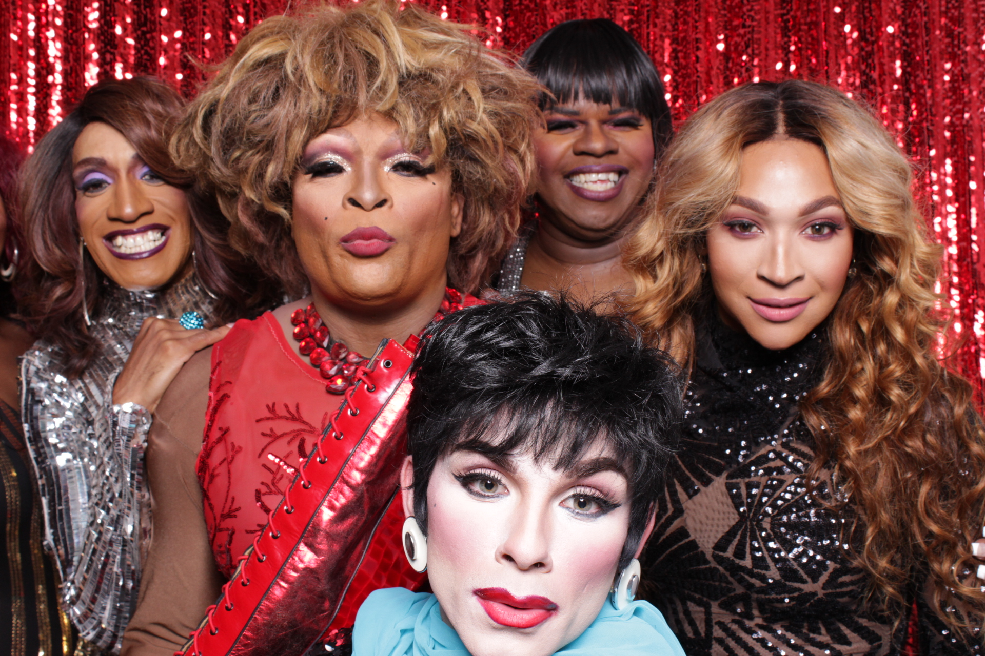 KENNEDY CENTER KINKY BOOTS CAST PARTY | HOT PINK PHOTO BOOTH