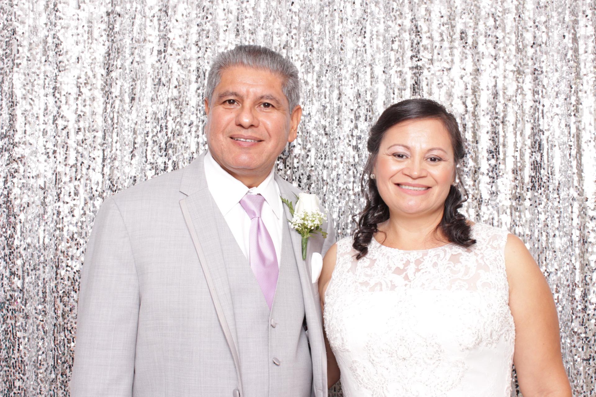 GLORIA + SERGIO 25TH WEDDING ANNIVERSARY