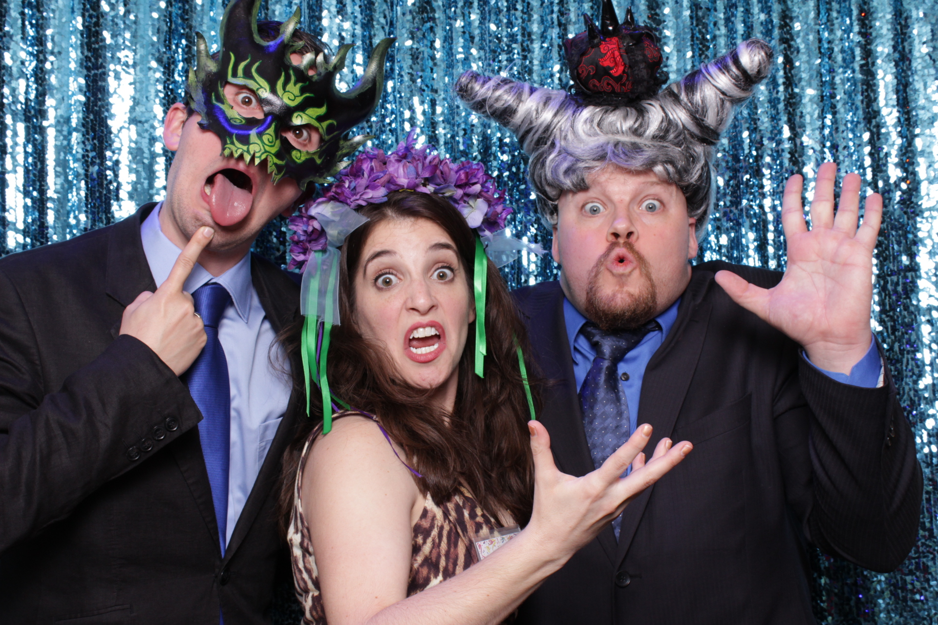 CONSTELLATION THEATRE COMPANY | HOT PINK PHOTO BOOTH
