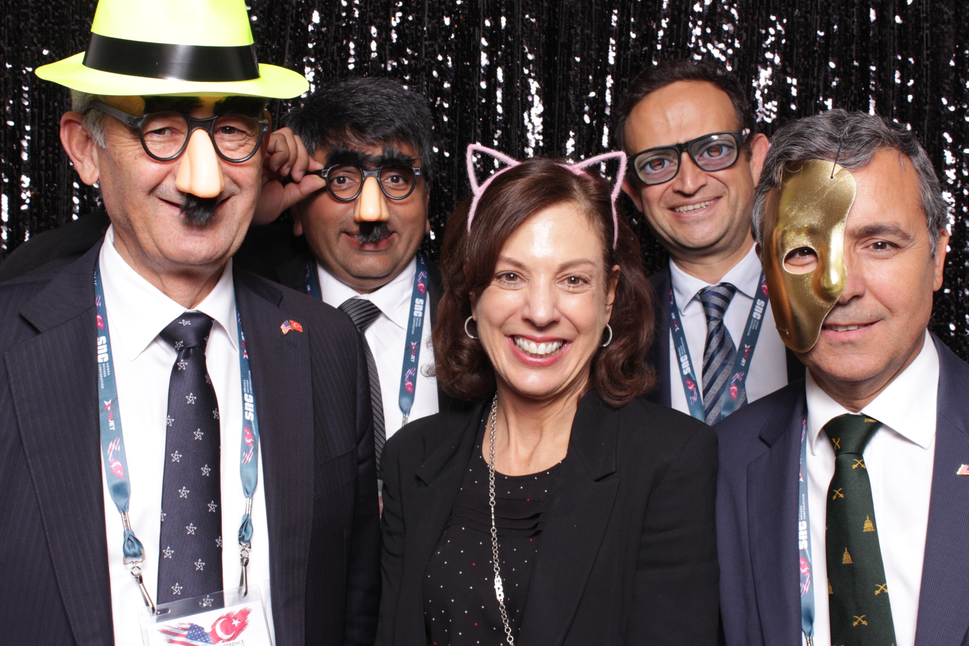 AMERICAN TURKISH COUNCIL ANNUAL CONFERENCE | HOT PINK PHOTO BOOTH