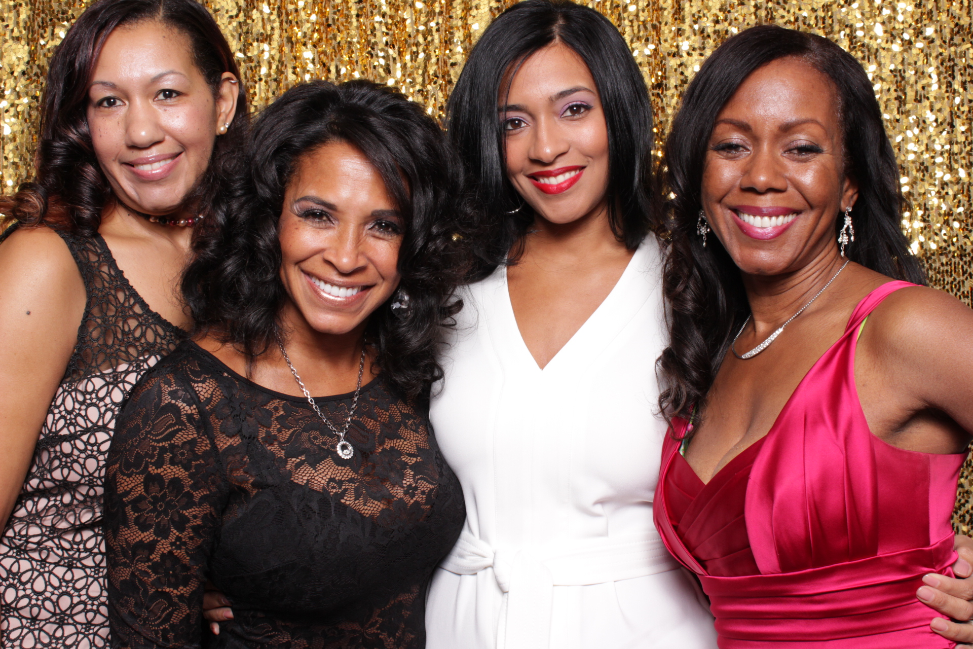 KNOCK OUT ABUSE GALA | HOT PINK PHOTO BOOTH
