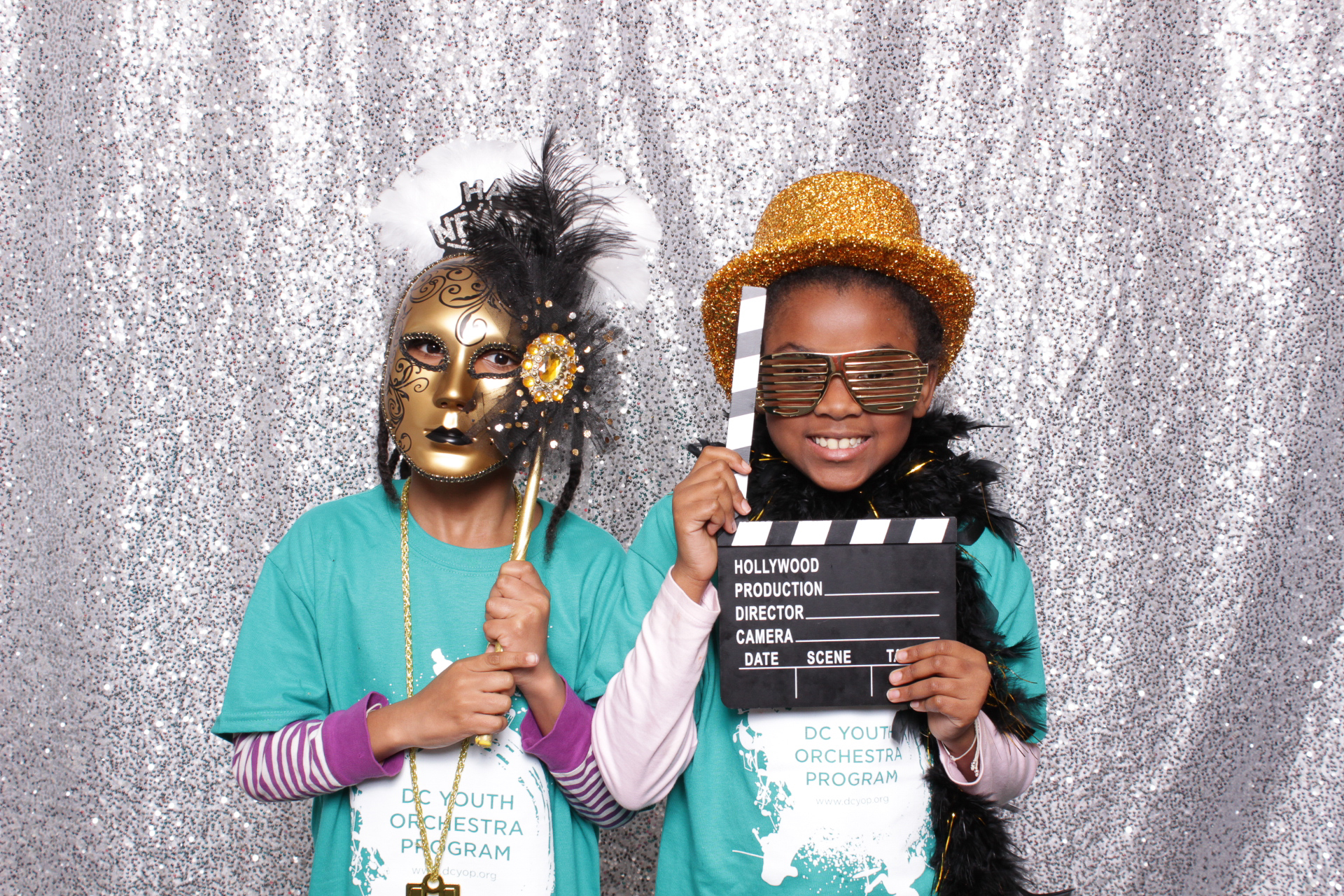 DCYOP SPRINGFEST | HOT PINK PHOTO BOOTH