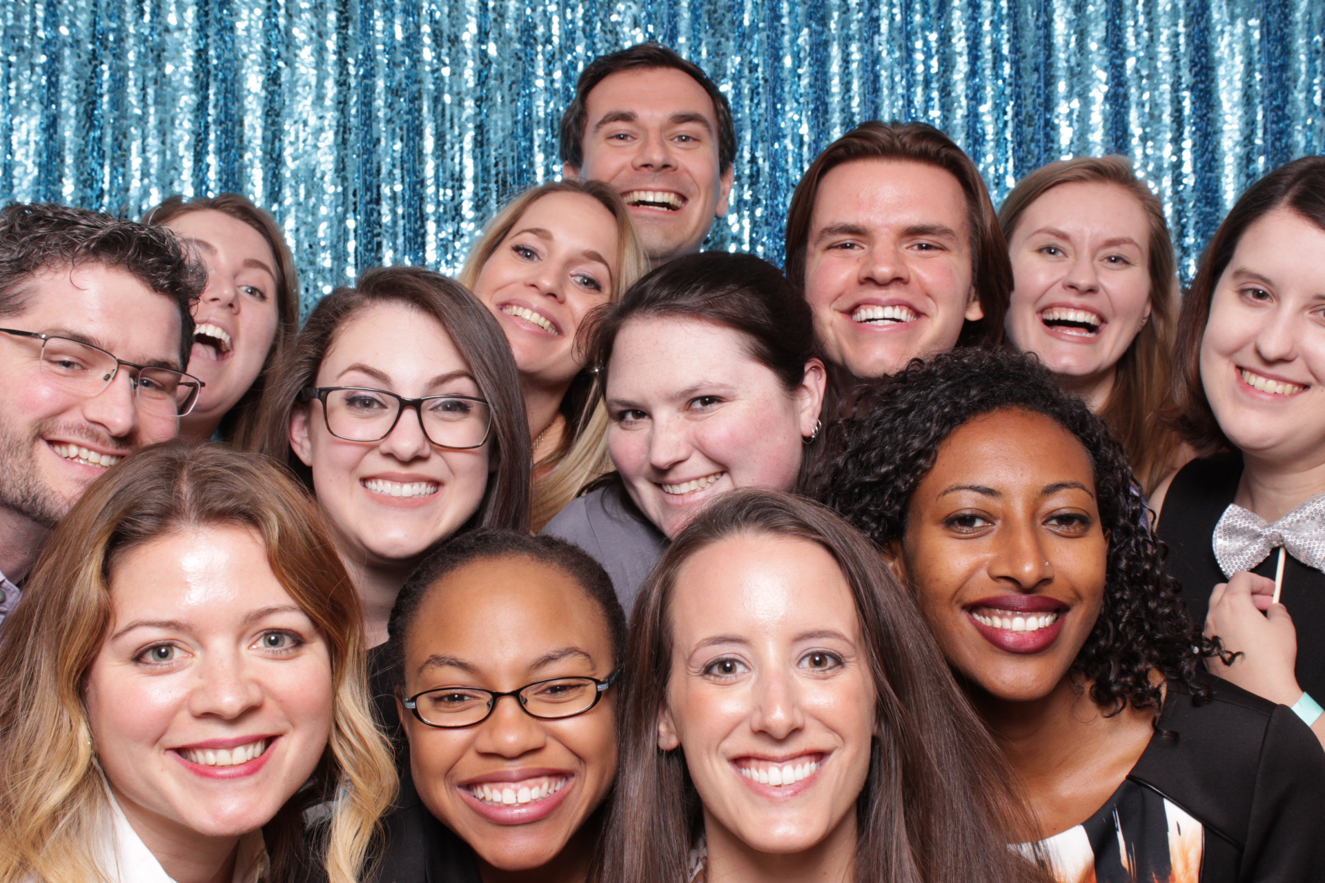 3RD ANNUAL EALDC PARTY | HOT PINK PHOTO BOOTH