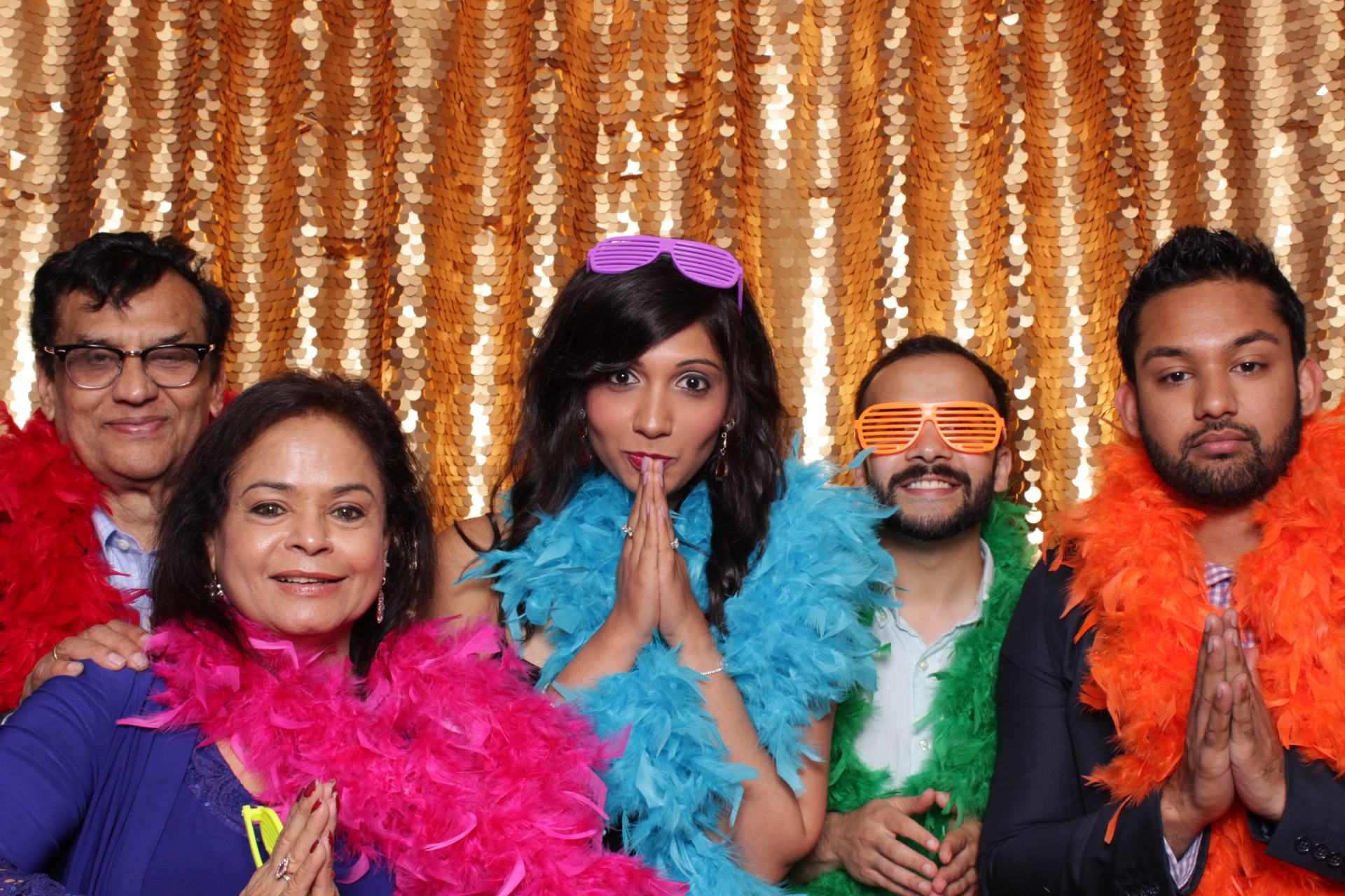 NSO DECLASSIFIED | HOT PINK PHOTO BOOTH