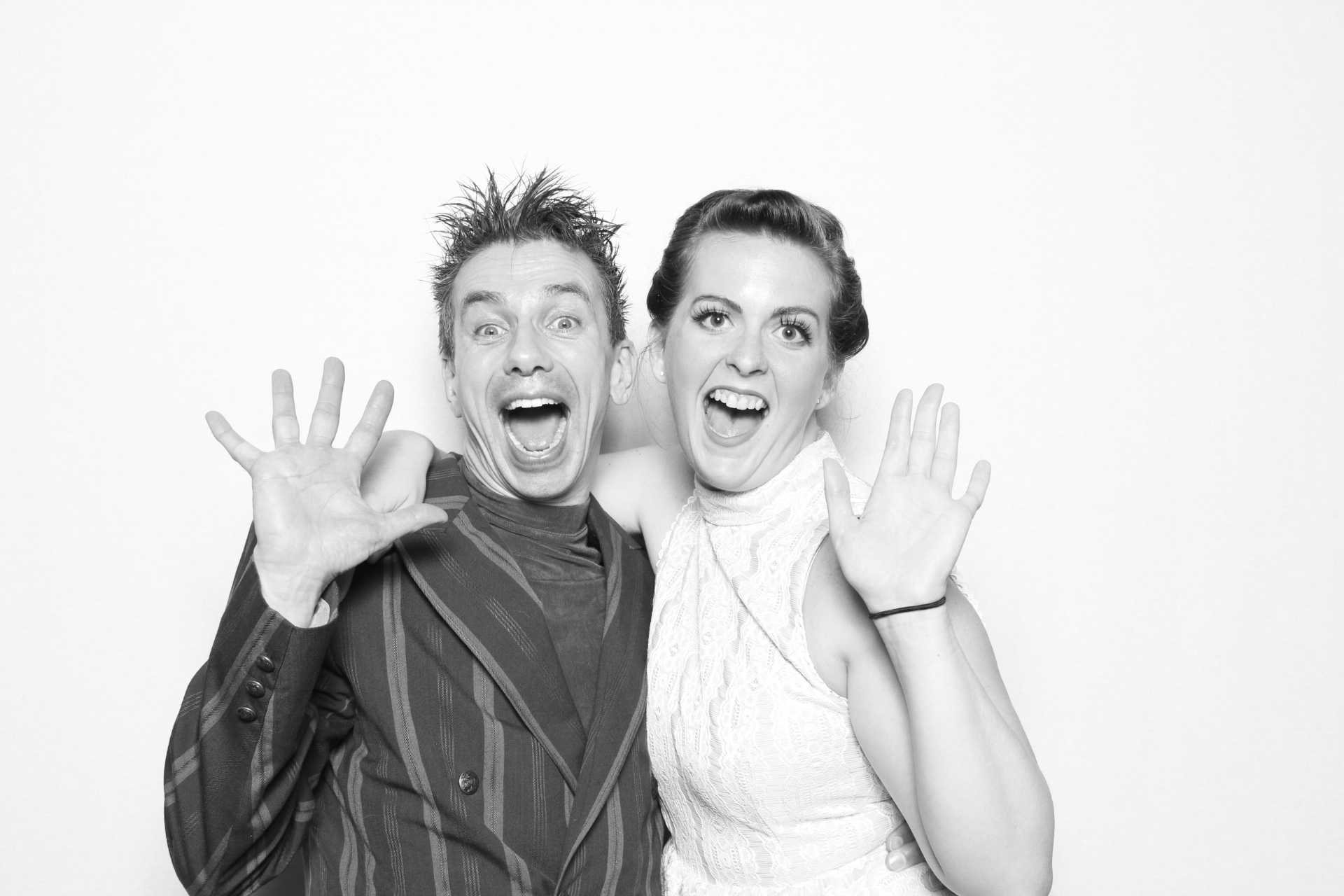 KENNEDY CENTER CABARET CAST PARTY | HOT PINK PHOTO BOOTH