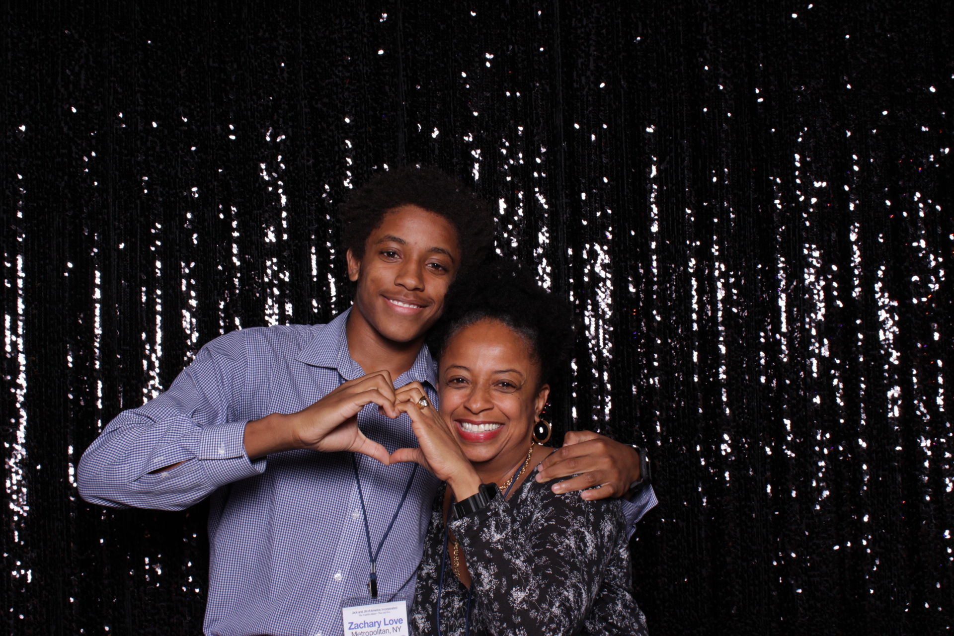 JACK AND JILL OF AMERICA | HOT PINK PHOTO BOOTH