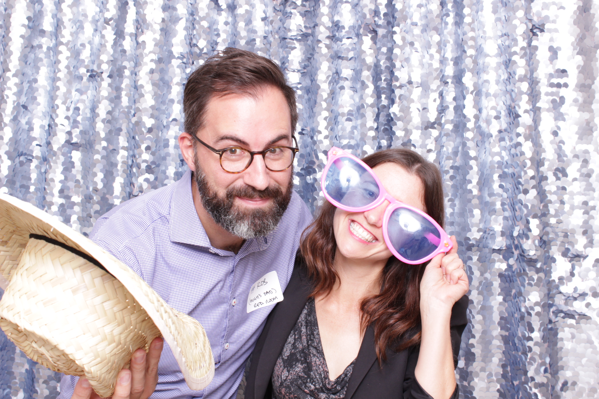 LITTLE FOLKS SCHOOL | HOT PINK PHOTO BOOTH