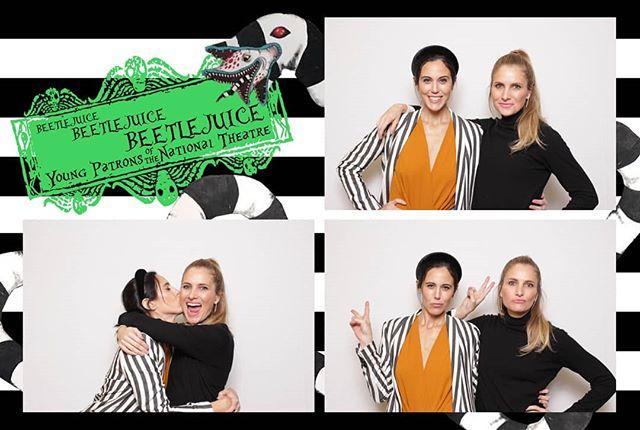 #BEETLEJUICE #BEETLEJUICE #BEETLEJUICE  #hotpinkphotobooth