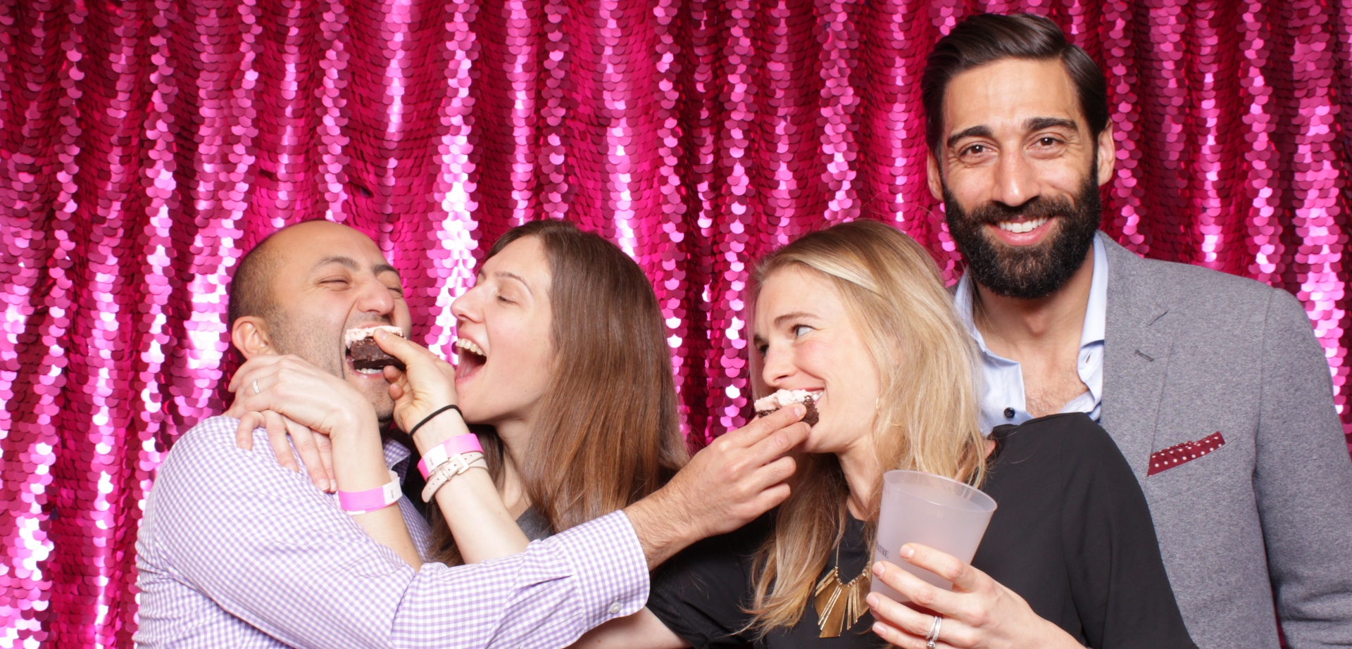 Testimonials | DC Photo Booth Rental | Hot Pink Photo Booth
