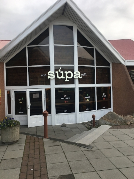 Súpa, home of the $15 cup of soup. Worth it, I promise you.Geysir Haukadalur