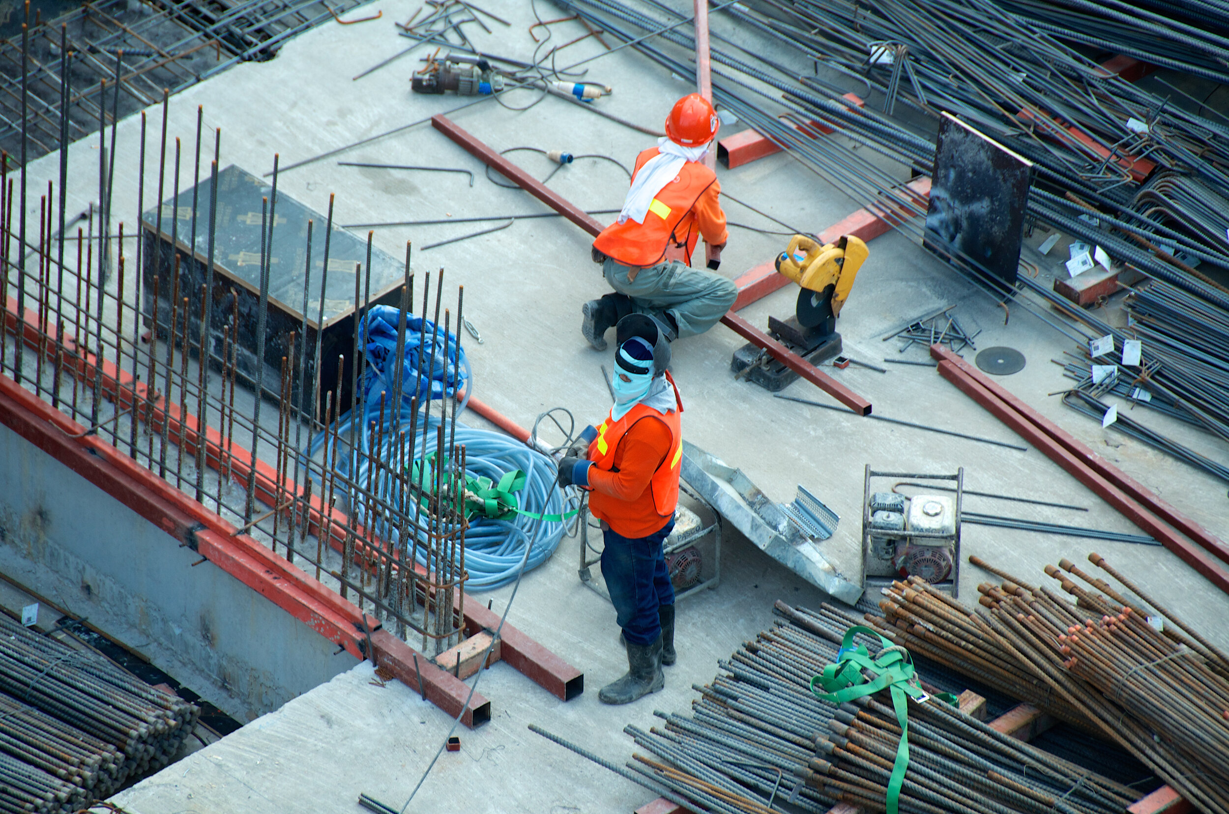 Safety training is important in making sure PPE can properly protect a worker.