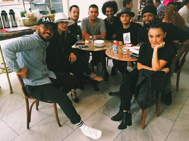 Mr. Carmack With The Soulection Crew