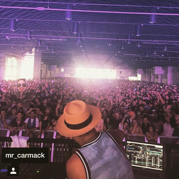 Mr. Carmack At HARDFEST 2015
