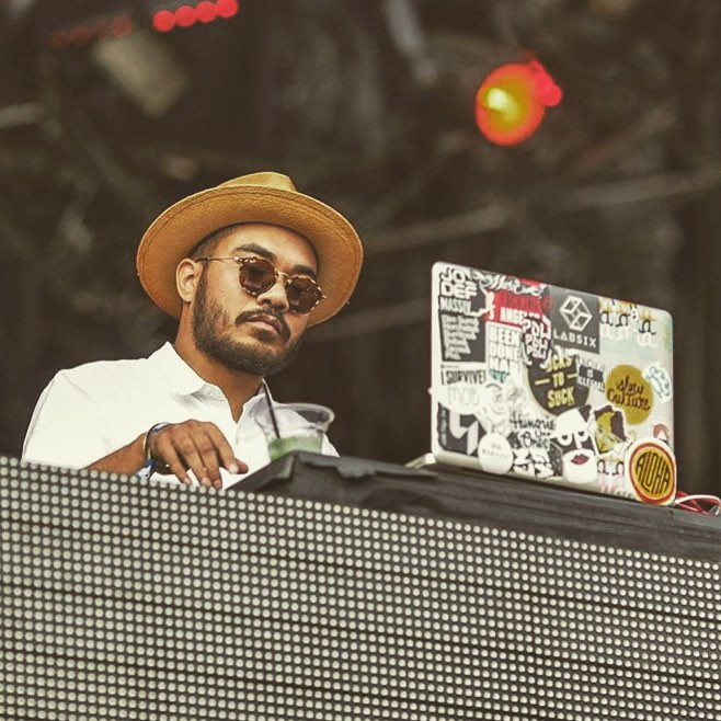 Mr. Carmack At Electric Forest