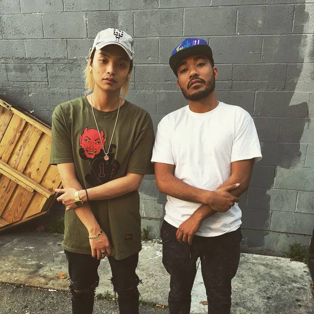 Mr. Carmack & Keith Ape