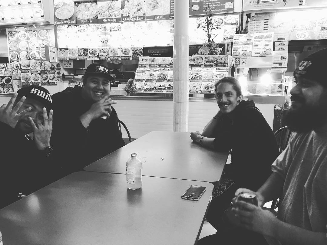 With Smokeygotbeatz, Montell2099 & Herzeloyde