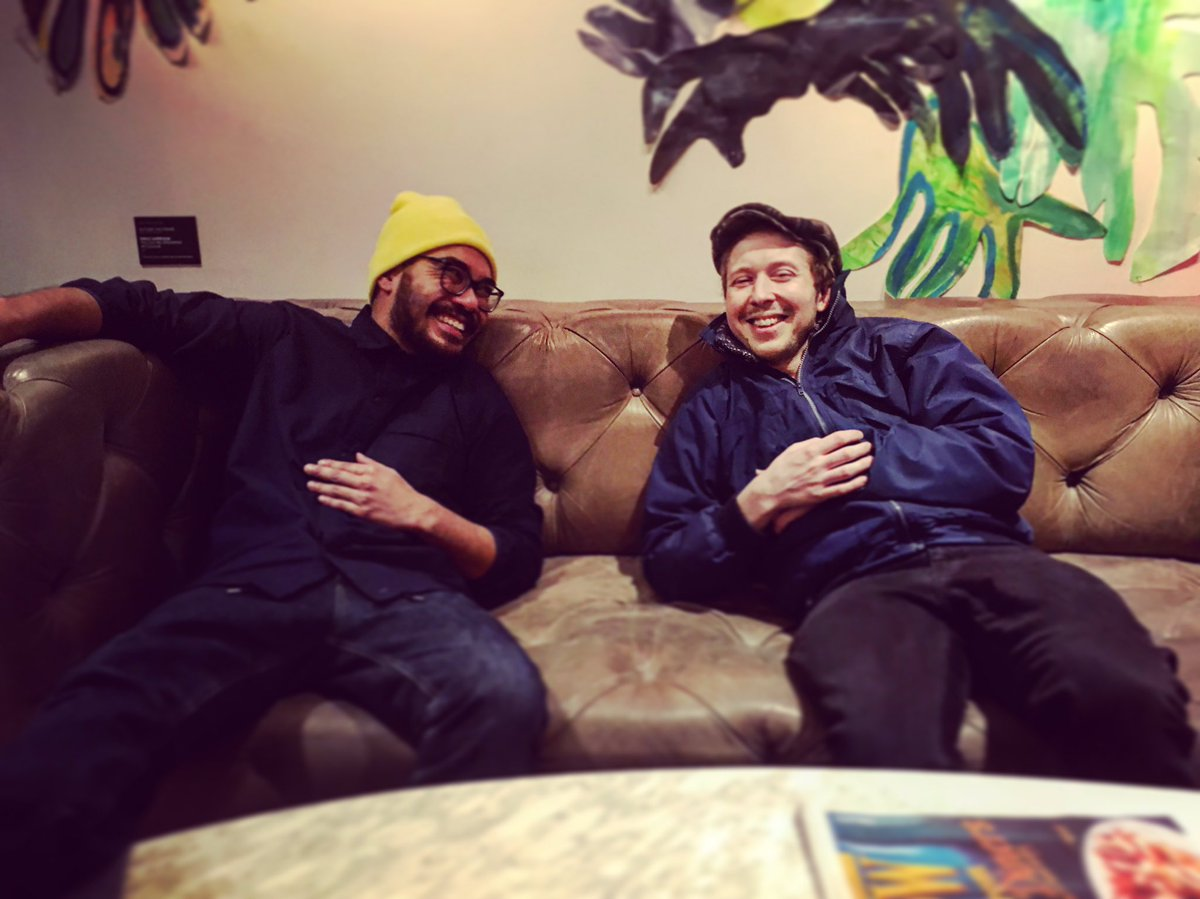 Mr. Carmack & Goodnight Cody