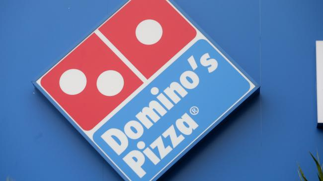 Domino's Pizza currently has more than 600 stores across Australia. Picture: Jamie Hanson. Source: News Limited