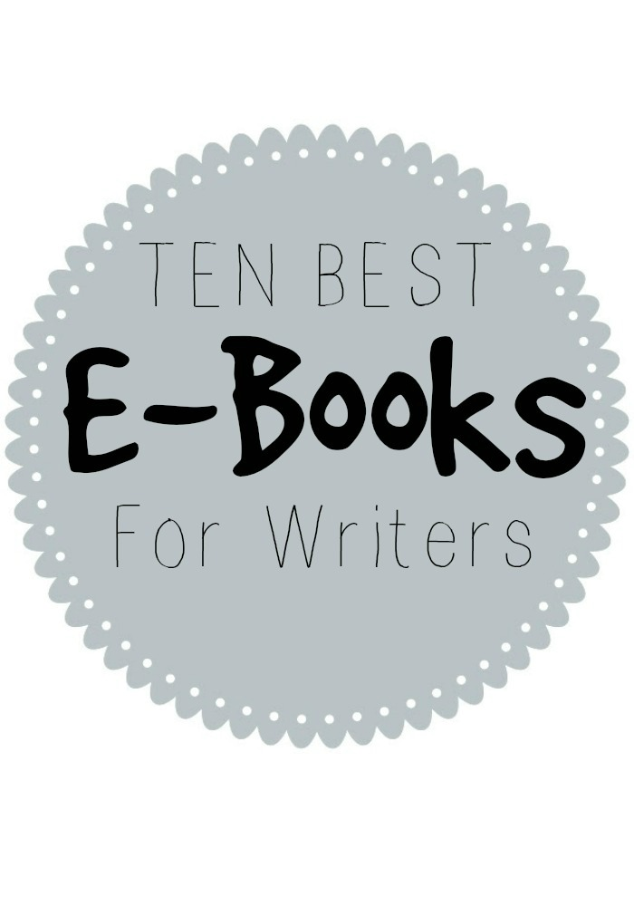 Best E-Books for Writers
