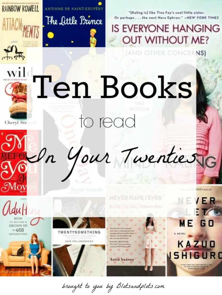 Books to Read in Your Twenties