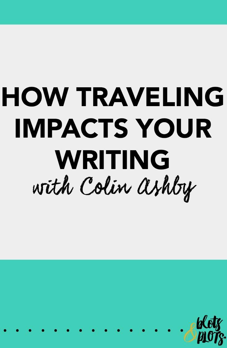 Traveling Writer