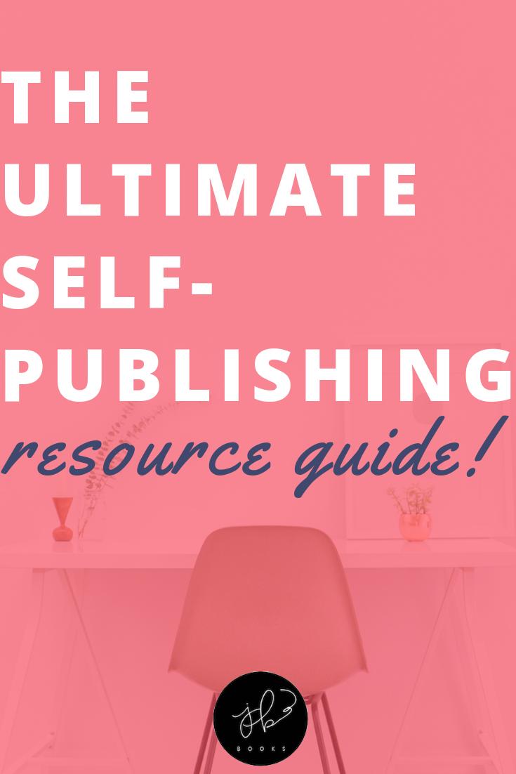 self-publishing resource