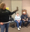 "Kavod on the Road hosts ""Talon Talk"""