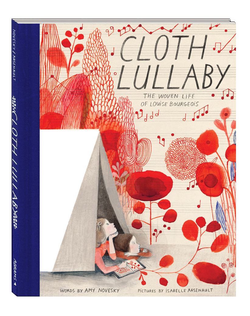 Cloth Lullaby - the woven life of Louise Bourgeois