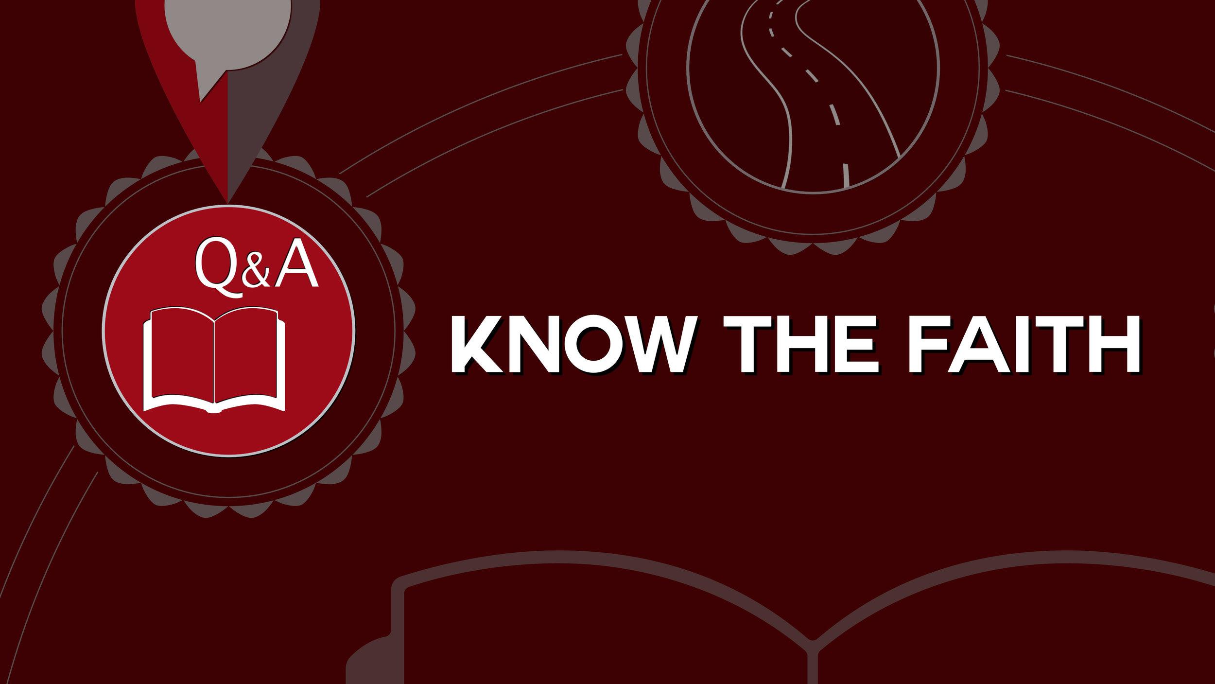 Sermons - Know the Faith.jpg
