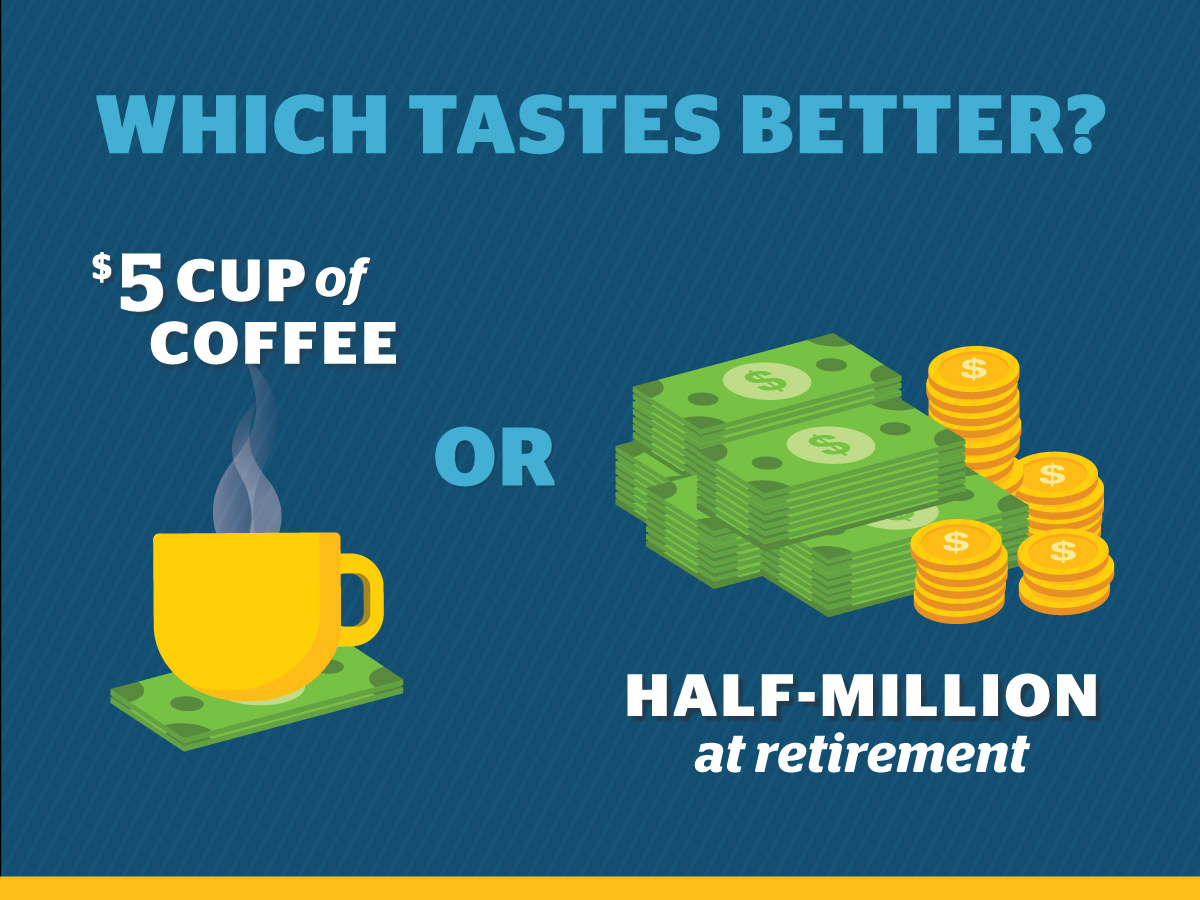 Coffee or Savings