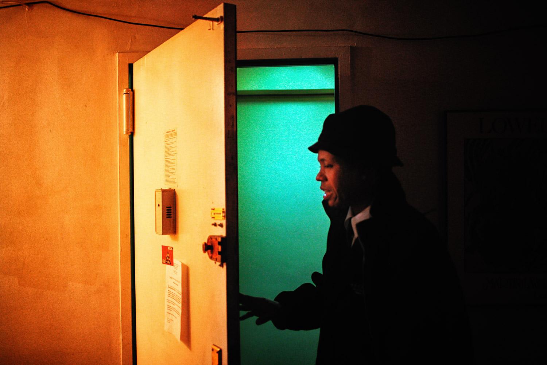 Mike Grey, Harlem, 2008